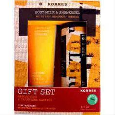 Διαγωνισμός Korres set White Tea Bergamot Freesia γαλάκτωμα σώματος 125ml & αφρόλουτρο 250ml