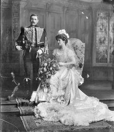 Chic Vintage Bride – Lady Deramore
