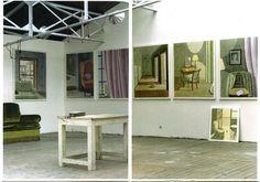 Pierre Le Tan studio