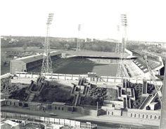 St James' Park 1970