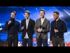 "Britain's Got Talent S08E04 Jack Pack Big Band Boy Band Sing Frank Sinatra's ""That's Life"" - YouTube"