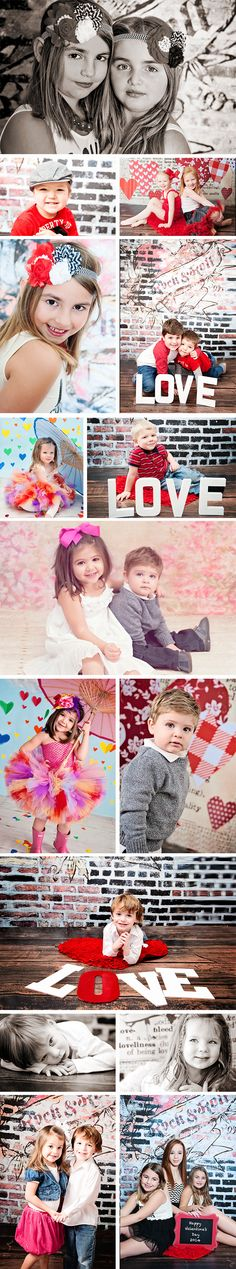 Valentine's Day Mini Sessions #valentinesphotography, #childphotography, #minisessions