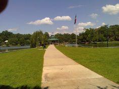 My photo taken at Lake Ella, Tallahassee, Florida Tallahassee Florida, Travel Bugs, My Photos, Sidewalk, Side Walkway, Walkway, Walkways, Pavement