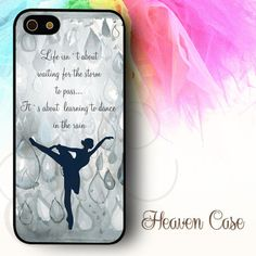 Dance in The Rain Quote 2 available For Iphone 4/4s/5/5s/5c case , Samsung Galaxy S3/S4/S5/S3 mini/S4 Mini/Note 2/Note 3 case , HTC One X and HTC One M7 case