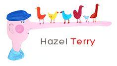 Hazel Terry - Fiber Artist, Designer