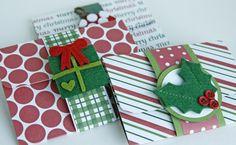 Cute gift card holders