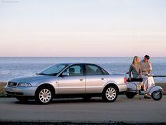 Audi A4, 1999 Blue (2014) - mijn 35% bijtelling bolide ;-) Youngtimer!