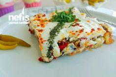 Etimekli Yoğurtlu Gün Salatası Tarifi – Salata meze kanepe tarifleri – Las recetas más prácticas y fáciles Yummy Recipes, Healthy Casserole Recipes, Yogurt Recipes, Easy Cake Recipes, Crockpot Recipes, Vegetarian Recipes, Healthy Recipes, Meat Recipes, Turkish Salad