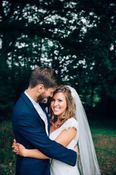 Hochzeit von Clare & Chris