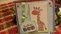 Baby Boy card!