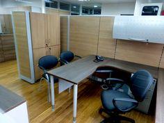 Adecuación oficina secretaria general UCE - puestos de trabajo