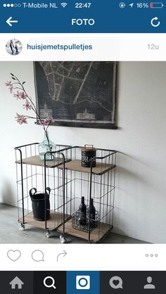 Giro trolley small Home Decor, Decoration Home, Room Decor, Home Interior Design, Home Decoration, Interior Design