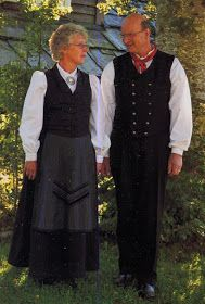 Hello all, Today I will cover the last province of Norway, Hordaland. This is one of the great centers of Norwegian folk costume, hav. Folk Costume, Costumes, Traditional Outfits, Norway, Embroidery, Dresses, Ideas, Fashion, Hardanger