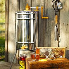 Honey Extracting Kit #Beekeeping