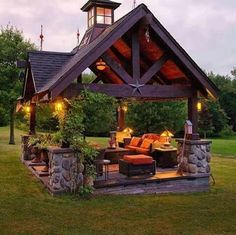 I want this in my back yard.