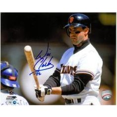 Will Clark Autographed 8x10 Photo