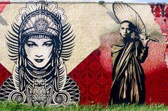 Wynwood Walls Mural (Miami, Florida)