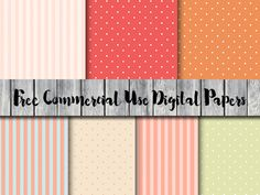 free commercial use digital papers shabby chic