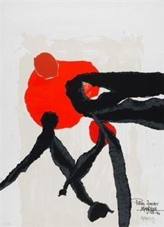 Composicion· by Cesar Manrique