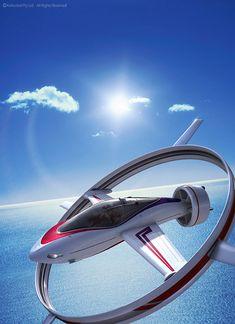 50 Awe-Inspiring Futuristic 3D Renderings by Nick Kaloterakis