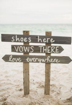 Inspiration: Cape Cod Beach Wedding — The Borrowed & Blue Blog