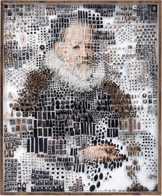 Visit the post for more. Cubist Portraits, Art For Art Sake, Photomontage, Mixed Media Art, Art Lessons, Art History, Amazing Art, Peonies, Concept Art