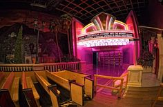 Disney College Program Story about a CP who got to experience the Great Movie Ride from backstage and above. Behind the scenes at The Great Movie Ride.