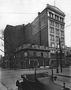 J. A. Lepage and H. P. Labelle & Cie, Ste. Catherine St., Montreal, QC, about 1920