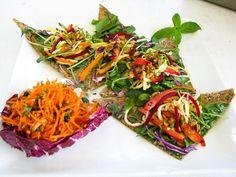 Restaurants végétariens à Montréal