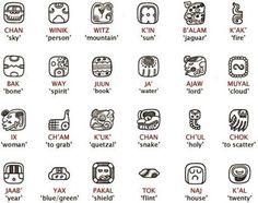 Tatuajes Mayas - Tendenzias.com