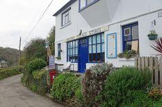 Helford Village, Cornwall.