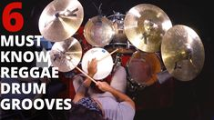 6 Must Know Reggae Drum Grooves Steve Gadd, Learn Drums, How To Play Drums, Can You Feel It, How Are You Feeling, Trommler, Drums Beats, Drum Lessons, Double Bass