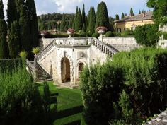 Photo of La Foce in chianciano terme tuscany - somethig to do during the day or a hotel.  good restaurant.  beautiful gardens
