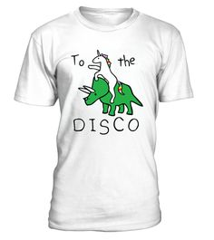 # To The Disco .    unicorn dinosaurs dinosaur rawr triceratops unicorns disco to the disco fun funny humour humor silly kids prehistoric magical magic fantasy rainbow manebow mythical creatures animals discos music going out jez kemp to the rave rave party partying dance plur peace love unity respect horned warrior friends