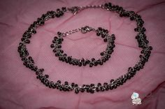 Set  Bracelet + Necklace  JB