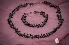 Set  Bracelet + Necklace  JB