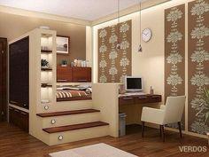43 Tips and Ideas Small Studio Apartment Design