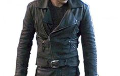 Ghost Rider Costume Jacket Halloween Party Themes, Halloween Costumes, Ghost Rider Costume, Dress Up, Leather Jacket, Jackets, Fashion, Studded Leather Jacket, Down Jackets