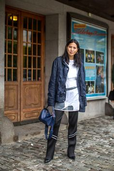 The best street style from Stockholm: