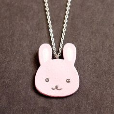 Learn how easy it is to make a cute bunny charm, and download the template to make your own!