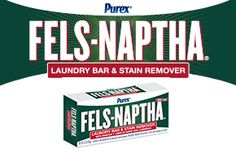 Enter to WIN 1 of 3 Purex Fels-Naptha Laundry Bar & Stain Removers! Ends 12/3 -- #giveaway