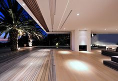 House in Camps Bay by Luis Mira Architects.