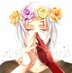 d.gray-man, allen walker << late but whatever