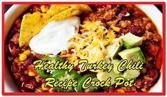 Slow Cooker Healthy Turkey Lentil Chili 365 Days Of Slow . Baked Chicken Pasta Recipes, Chicken Pasta Bake, Chili Recipes, Crockpot Recipes, Dairy Free Quiche Recipes, Crock Pot Sweet Potatoes, Easy Mac And Cheese, Slow Cooker Turkey, Turkey Chili