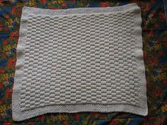 Baby Blanket | Knit In Time