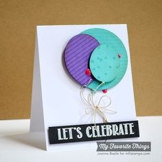 Let's Celebrate - MFT's New Release Countdown
