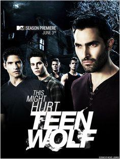"Teen Wolf SEASON 3 Poster! - Season Premiere on June 3rd (MTV) ""This Might Hurt"""