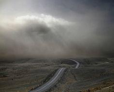 Sverrir Thorolfsson, Grímsvötn Volcanic Ash Cloud  (via weshallneverstop; journalofanobody)