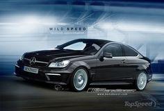 Mercedes C63 AMG Black Series Coupe