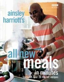 Ainsley Harriott's All New Meals in Minutes (searchable index of recipes)